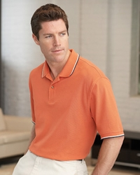 Izod Men's Tipped Polo Shirt