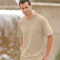 Jerzees Men's 100% Cotton Preshrunk Jersey
