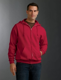 Jerzees Men's / Women's 8 oz. NuBlend 50/50 Full-Zip Hoodie