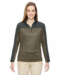 Ladies Excursion Circuit Performance Half-Zip