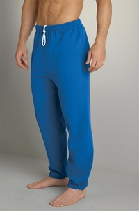 Men's Fleece Sweatpants with Drawcord