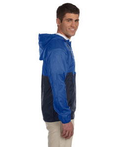 Light Weight Hooded Nylon Rain & Wind Jacket