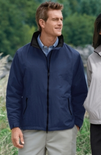 Men's Microfleece Lining & Lightweight Polyfill Jacket
