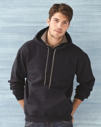 Men's Cotton Ringspun Hooded Sweatshirt with Pocket