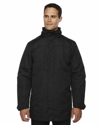 Men's Promote Insulated Car Jacket with Storm Flap