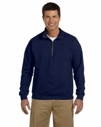 Men's Heavy Blend Vintage Quarter-Zip Pullover Sweatshirt