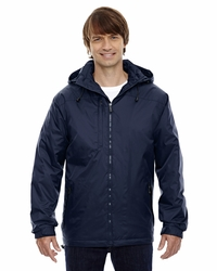 Men's Water Resistant Finish Insulated Jacket
