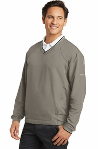 Nike Golf Men's V-Neck Pullover Windbreaker Jacket