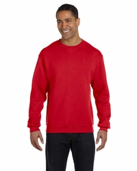 Russell Men's Fleece Crew Neck Sweatshirt