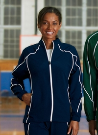 Russell Athletic Women's 100% Polyester Sport Jacket