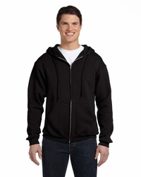 Russell Men's 9 oz. Full-Zip Fleece Hoodie with Drawcord
