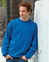 Champion Men's 9 oz. 50/50 Fleece Crew Sweatshirt