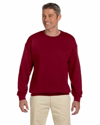 Gildan 50/50 Men's Heavy Blend Crew Neck Fleece