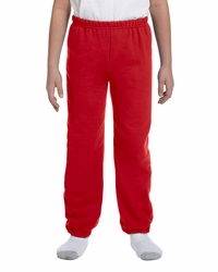Girls / Boys Elastic Waistband & Cuffs Fleece Sweatpants