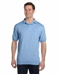 Hanes Men's Jersey Pocket Sport Shirt