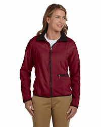 Chestnut Hill Women's Microfleece Zip Up Jacket