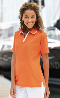 Women's 100% Egyptian Cotton Polo Shirt