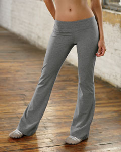 Women's Cotton Two-Piece Waistband Yoga Pants