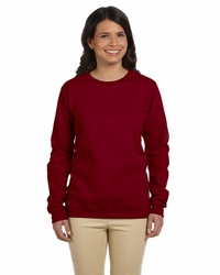 Women's Heavy Blend 50/50 Fleece Crew Neck