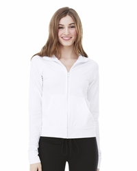 Women's Lightweight Cotton/Spandex Cadet Jacket