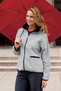 Women's Microfleece Full Zip Jacket