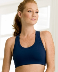 Women's Racer-Back Sports Bra