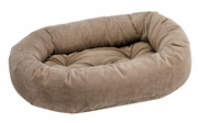Bowsers Donut Bed -Cappucino Treats Microvelvet