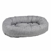 Bowsers Extra Large Allumina Microlinen Donut Bed