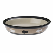 City Pets Cat Bowl