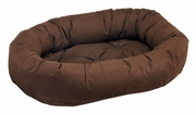 Bowsers Cowboy Microsuede Donut Bed