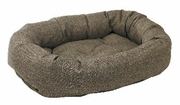 Bowsers Driftwood Microlinen Donut Bed