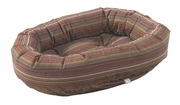 Bowsers Jester Microvelvet Donut Bed