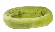 Bowsers Key Lime Microvelvet Donut Bed