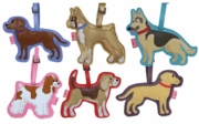 Poochie Luggage Tags