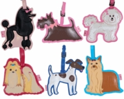 Wuff Luggage Tags
