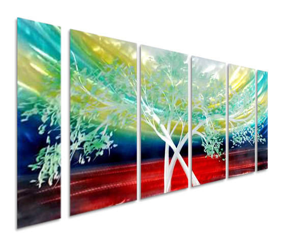 Forest of Fantasy Wall Art Set of 6