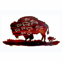 Great Plains Buffalo Wall Art