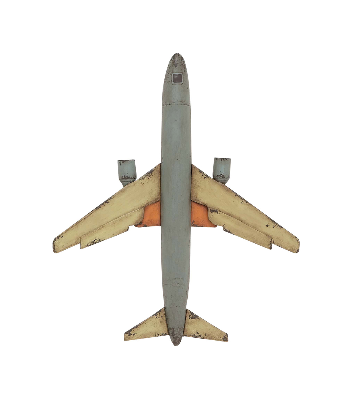 In flight airplane wall artwork for Airplane wall decoration