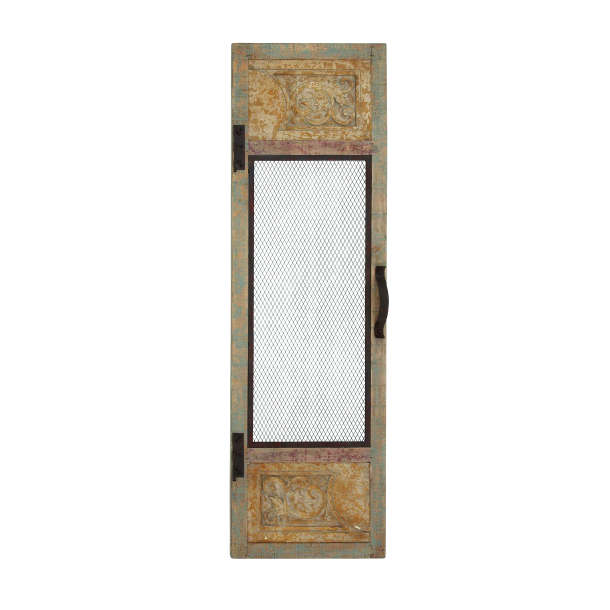 High Design Old Fashioned Screen Door Wall Panel