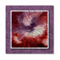 Storm of Colors Wall Art