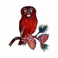 Sweet Woodsy Owl Wall Art