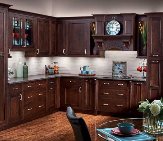 Amsdahl Inset Kitchen Cabinets