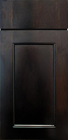 Branford Slab Sample Door