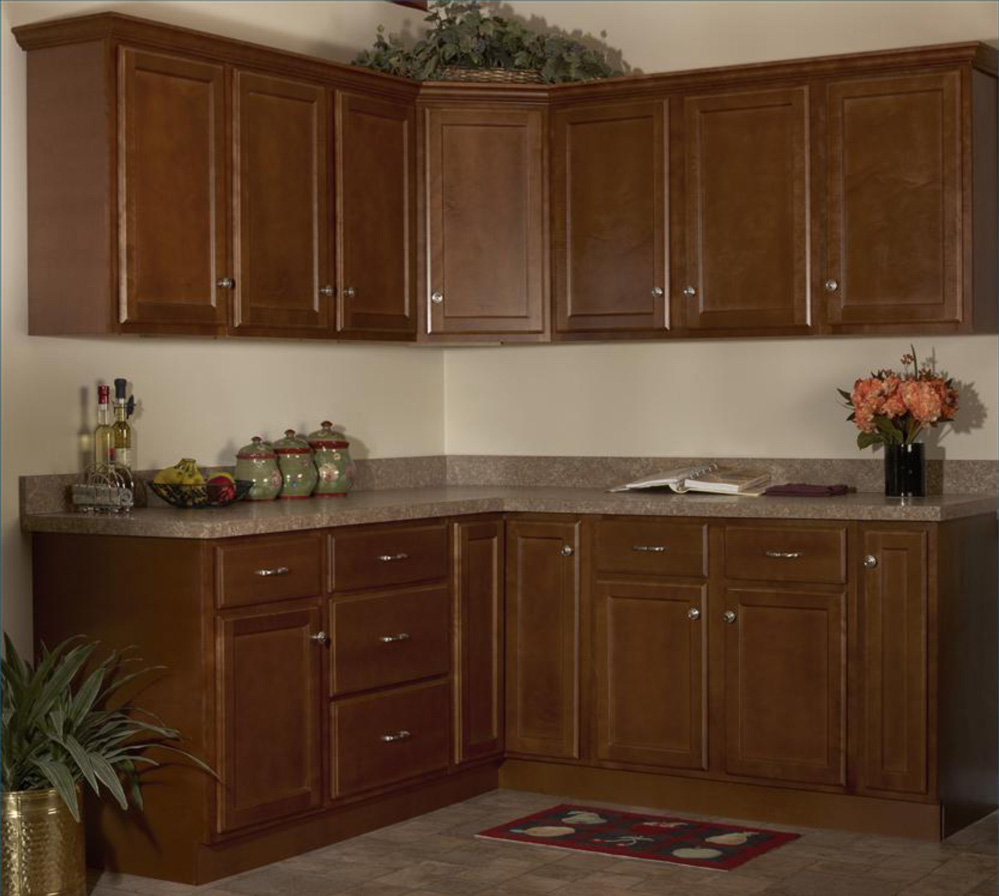 jsi craftsman cabinets bristol brown kitchen cabinets 2303