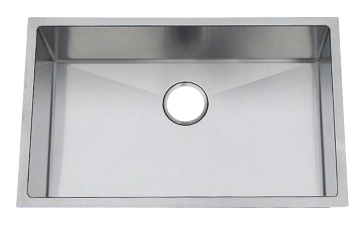 Chef Pro Series Stainless Steel Undermount Sink: CPUR2919-D10