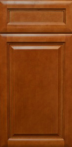 Cinnamon Glaze Sample Door