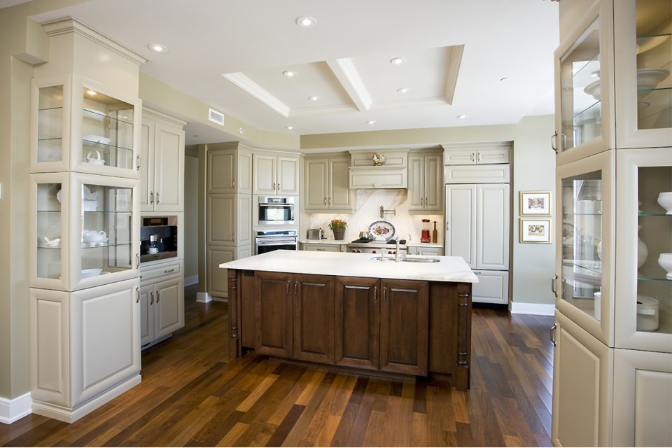 Cuisimax Wood Kitchen Cabinets