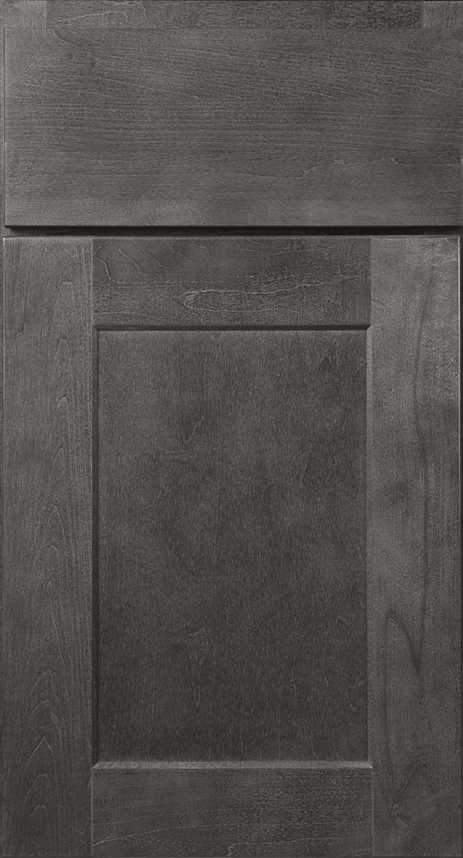 Dartmouth Gray Stain Sample Door