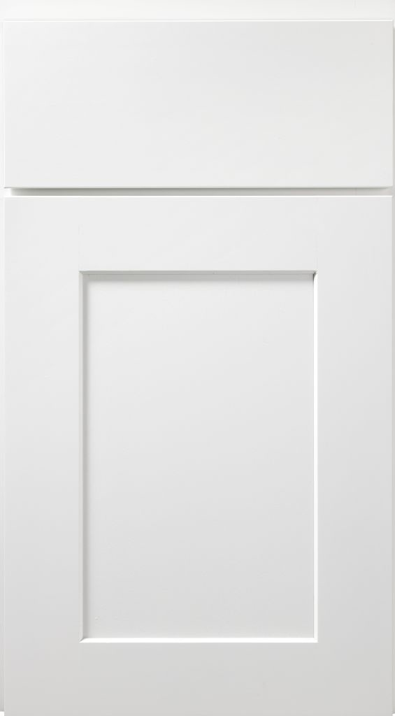 Dartmouth Painted White Sample Door