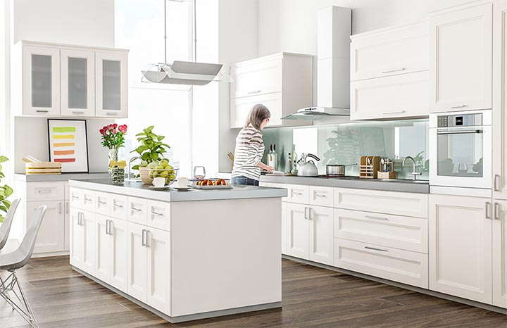 Fashion Kitchen Cabinets